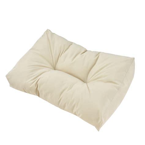 canape exterieur en palette en casa coussins de palette en extérieur canapé
