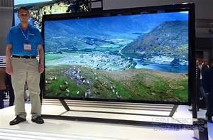 Dimension Tv 65 Pouces : ces 2013 plus de d tails sur la gamme de tv samsung uhd ~ Melissatoandfro.com Idées de Décoration