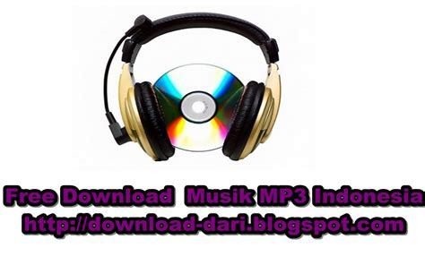 Free Download Mp3 Lagu Indonesia Terbaru Gratis Lirik