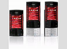 NOKIA X3 slider RED BLACK ClickBD