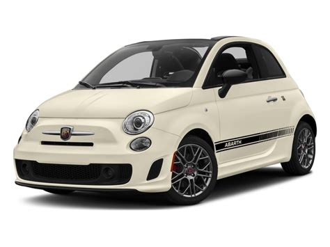 Fiat Safety Ratings by New 2017 Fiat 500 Abarth Cabrio Msrp Prices Nadaguides