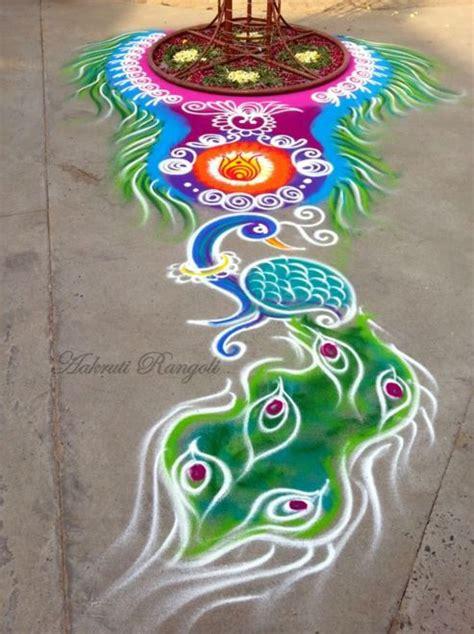 rangoli designs  krishna janmashtami rangoli