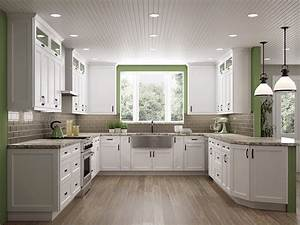 White Shaker Cabinets: The Hottest Kitchen Design Trend