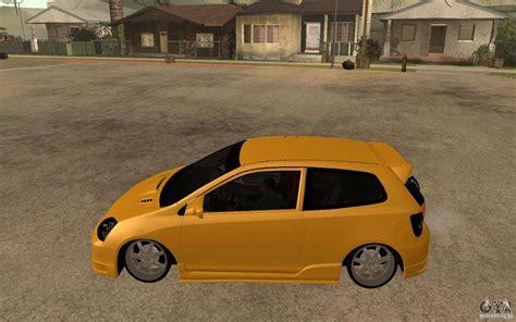 Honda Civic Type-r Ep3 For Gta San Andreas