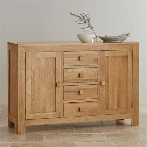 Solid Sideboard by Oakdale Solid Oak Large Sideboard Oak Furniture Land
