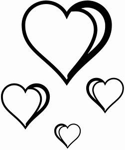Clipart Heart Black And White | Clipart Panda - Free ...