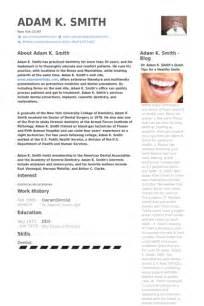 curriculum vitae format for dentist owner dentist resume sles visualcv resume sles database