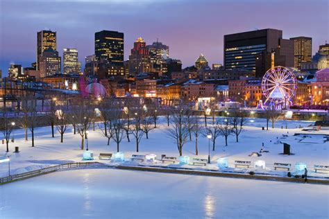 What it's like to visit Montreal, Canada in March