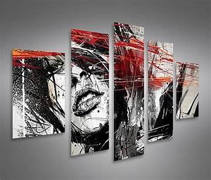 Design Wandbilder Xxl : bilder auf leinwand street art mf banksy kunstdruck real ~ Markanthonyermac.com Haus und Dekorationen