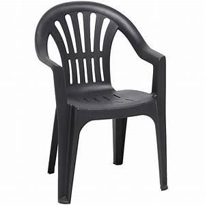 Chaise Jardin Plastique : fauteuil jardin plastique l 39 univers du jardin ~ Teatrodelosmanantiales.com Idées de Décoration