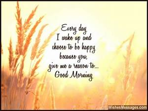 Good Morning Me... Sweet Mrng Quotes