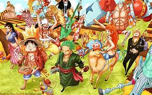 One Piece Wallpaper After 2 Year Straw Hat Crew