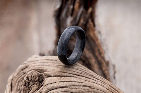forged carbon fiber wedding ring s gear
