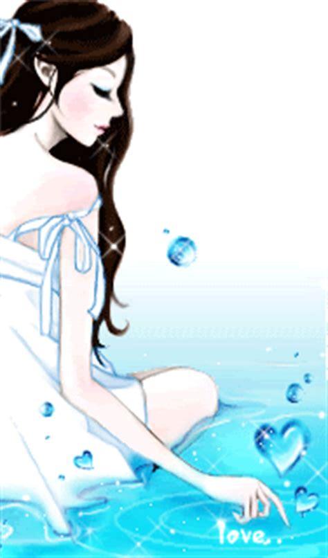 Anime Korea Cantik Gambar Kartun Korea Cantik Jatuh Cinta Gambar Anime