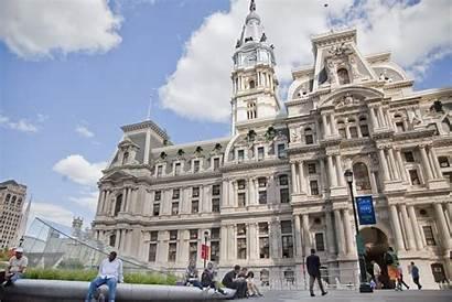 Philadelphia Hall Philly Attractions Visit Revenue Tallest
