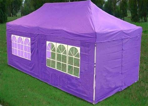 purple    pop  canopy party tent