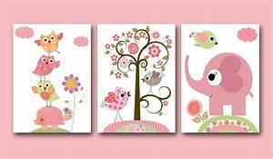 baby girl nursery print baby art kids wall art baby girl room With baby wall art