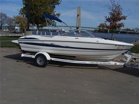Boats For Sale In Iowa by Maxum Sr3 Boats For Sale In Iowa