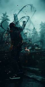 Smoke, Infamous second son and Sons on Pinterest