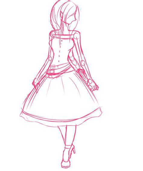 home design for beginners dress sketch dress design sketchkuroi sakuranbo on