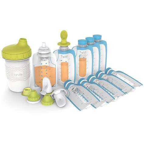 Kiinde Foodii Filling Feeding Starter Kit