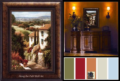 tuscan decor wall colors tuscan decorating colors wall color and paint colors