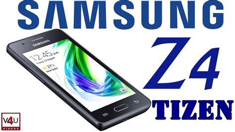 samsung z4 tizen 3 0 powered smartphone i price specs review features