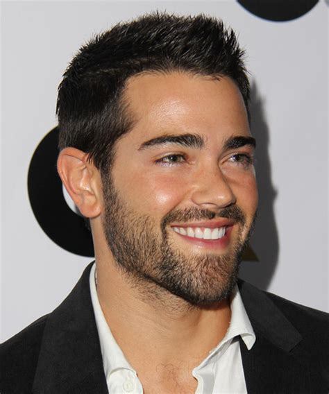 Jesse Metcalfe Short Straight Casual Hairstyle   Medium