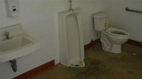baseball diamond mens restroom full shoot wi youtube
