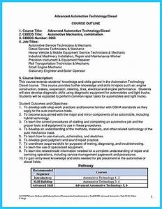 writing your great automotive technician resume With automotive resume