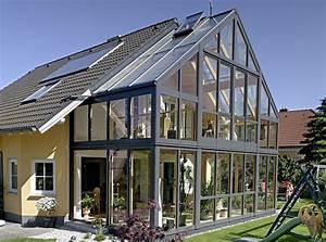 wohnwintergarten warm im winter kuhl im sommer bauende With französischer balkon mit garten bungalow selber bauen