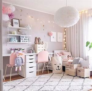 Cute, And, Girly, Pink, Bedroom, Design, For, Your, Home, 30