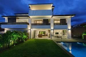 Belle Maison Design Moderne  U00e0 Mi