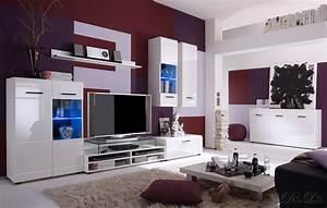 Wohnzimmer Parana Weiss Und Grn Themen Braune Wand