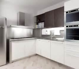 Cucine moderne piccole ad angolo