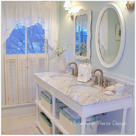 Next Home Bathroom Mirrors by Cottage Bath Mismatched Mirrors Bathroomremodel Cottage
