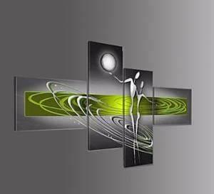 Tableau 5 Parties : tableaux en 4 parties triptyques quadriptyques design ejrac ~ Teatrodelosmanantiales.com Idées de Décoration