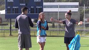 Mount St. Mary's Women's Soccer Mic'd Up with Head Coach ...