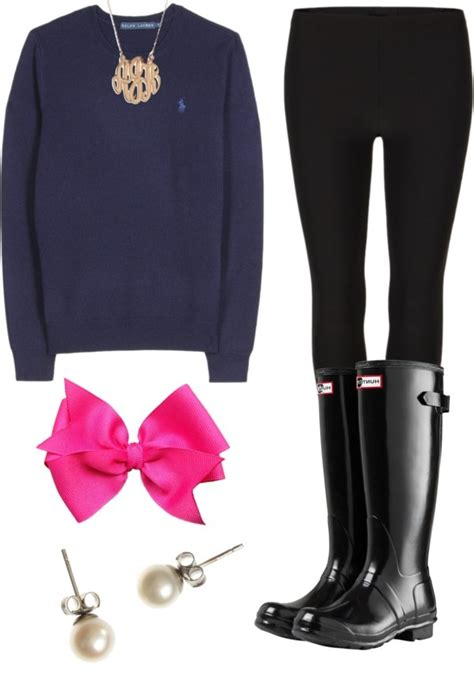 1000 Ideas About Rainy Day Outfits On Pinterest Black