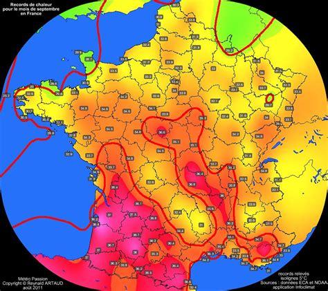 Carte Ensoleillement by Carte De L Ensoleillement En