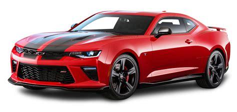 Chevrolet Camaro Ss Red Car Png Image Pngpix