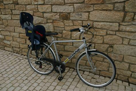 siege bebe velo suspendu location vélo avec siège bébé arzon port navalo