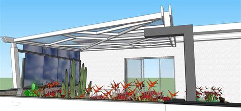 tettoia in ferro e policarbonato tettoia in acciaio e policarbonato compatto beppe liotta