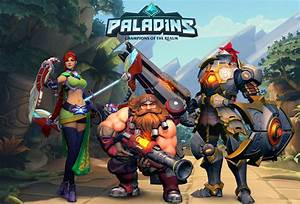 Paladins Beta Giveaway Get A Key Now