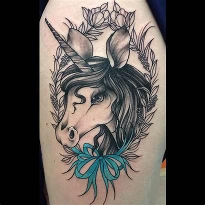 Unicorn Tattoo Tattoos Imagination Revive Sortra Kinds