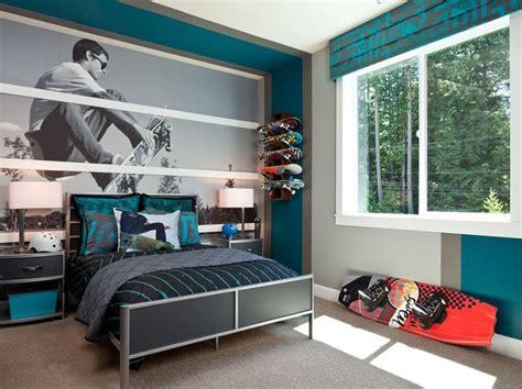 Jugendzimmer Und Kinderzimmer Fuer Jungen by Coole Farbe Jugendzimmer Jugendzimmer Wandgestaltung
