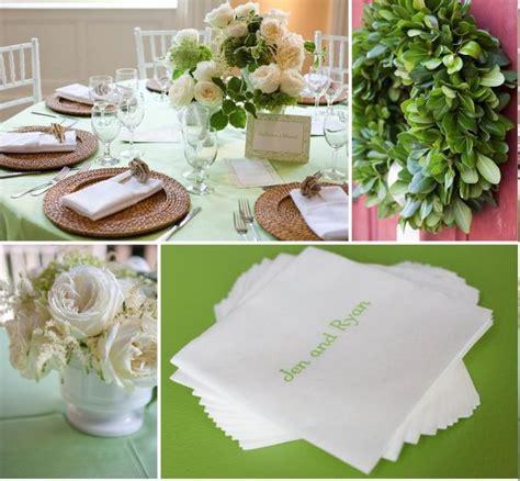 vrai mariage vert naturel simple paperblog
