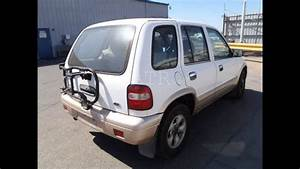 1996 Kia Sportage Wgn 4dr Parts Car Parting Out  103108