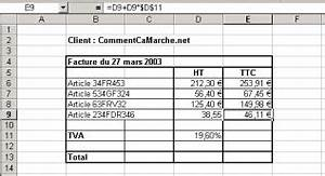 Excel Formeln Automatisch Berechnen : tabellenkalkulation die formeln ~ Themetempest.com Abrechnung