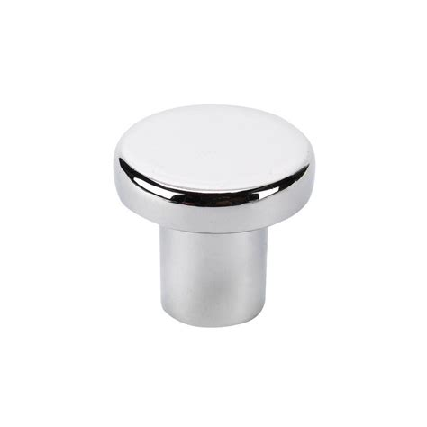 round chrome cabinet knobs topex italian designs collection 1 in chrome round